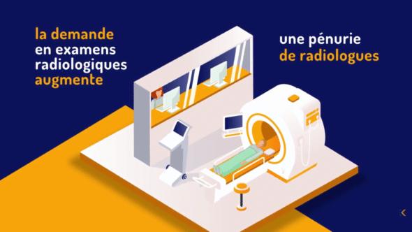 video presentation itis téléradiologie