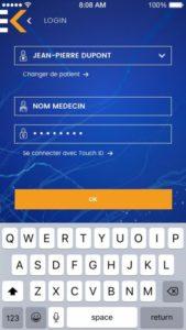 echange-donnees-medicale-login - DL TRANSFER - DEEPLINK MEDICAL